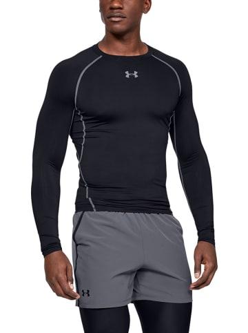 Under Armour Koszulka funcyjna w kolorze czarnym