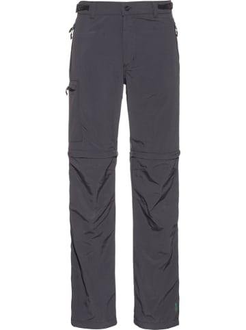 OCK Odpinane spodnie w kolorze szarym