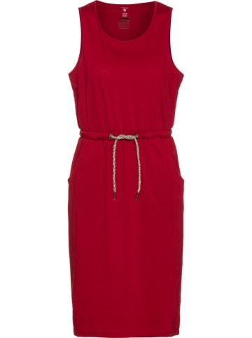 OCK Sukienka w kolorze czerwonym