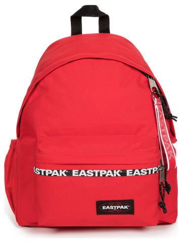 """Eastpak Plecak """"Padded Zippl'r +"""" w kolorze czerwonym - 30 x 40 x 18 cm"""