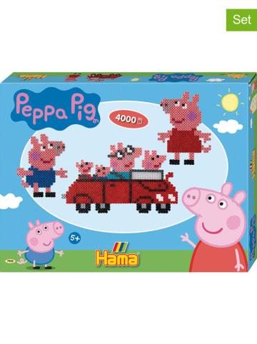 "Hama 4.000tlg. Bügelperlenset ""Peppa Pig"" - ab 5 Jahren"