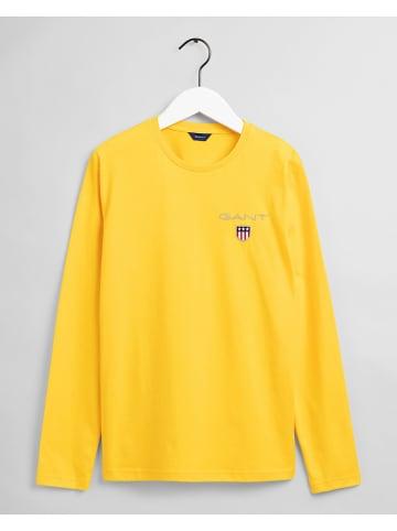 Gant Longsleeve geel