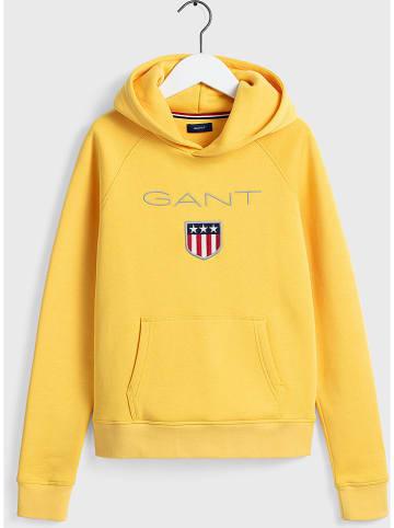 Gant Sweatshirt geel