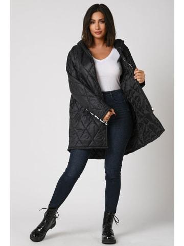 """Plus Size Company Kurtka zimowa """"Lemar"""" w kolorze czarnym"""