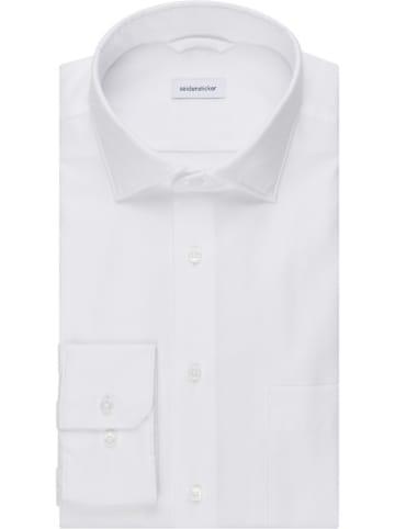 Seidensticker Hemd - Regular fit - in Weiß