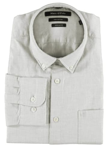 Marc O'Polo Koszula - Regular fit - w kolorze jasnoszarym