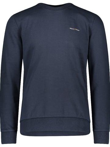Marc O'Polo Sweatshirt in Dunkelblau