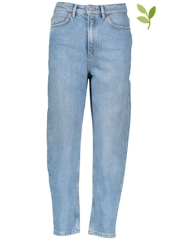 Marc O'Polo Jeans - Mom fit - in Hellblau