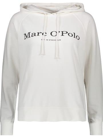 Marc O'Polo Bluza w kolorze białym