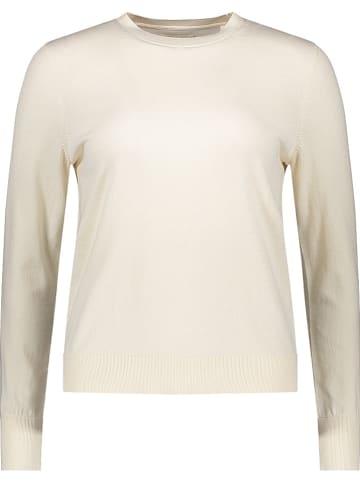 Marc O'Polo Sweter w kolorze kremowym