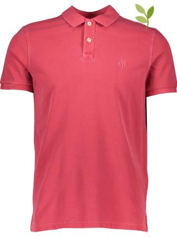 Marc O'Polo Koszulka polo w kolorze czerwonym