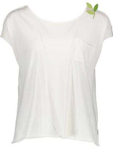 Marc O'Polo DENIM Koszulka w kolorze białym