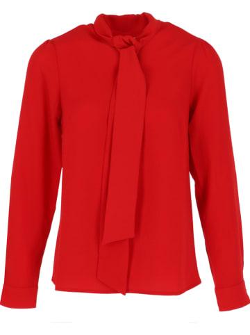 Mexx Bluzka w kolorze czerwonym