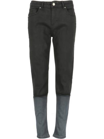Mexx Dżinsy - Slim fit - w kolorze czarno-niebieskim