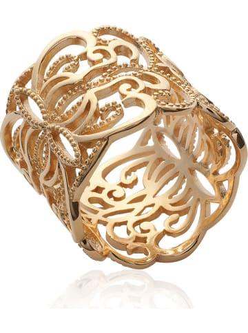 Lucette Vergulde ring