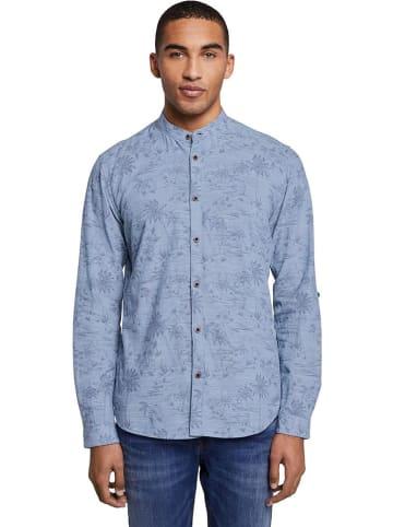 TOM TAILOR Denim Hemd - Slim fit - in Blau