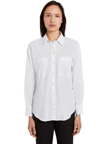Tom Tailor Blouse - loose fit - wit
