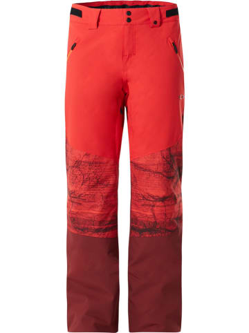 "Oakley Ski-/ Snowboardhose ""Moonshine"" in Rot"