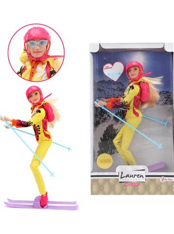 """Toi-Toys Puppe """"Lauren - Ski"""" mit Zubehör - ab 3 Jahren"""