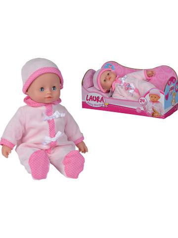 "Simba Sprechende Babypuppe ""Laura"" - ab 2 Jahren"