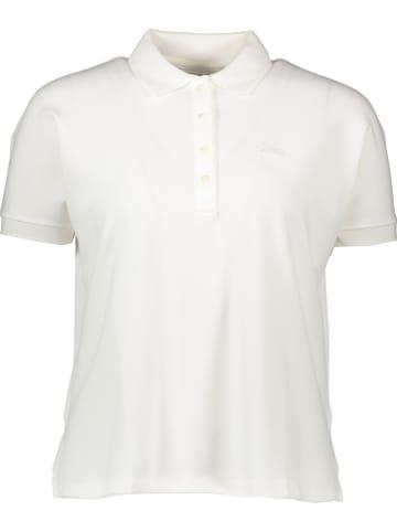 Lacoste Poloshirt in Weiß