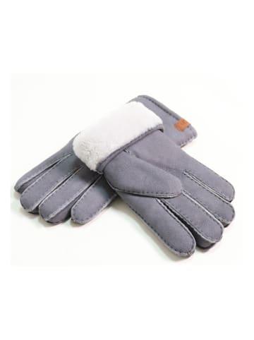 Kaiser Naturfellprodukte H&L Handschoenen grijs