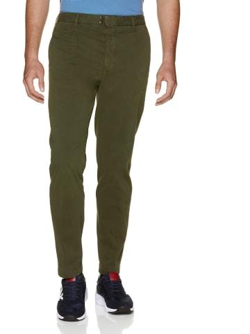 Benetton Spodnie chino w kolorze khaki