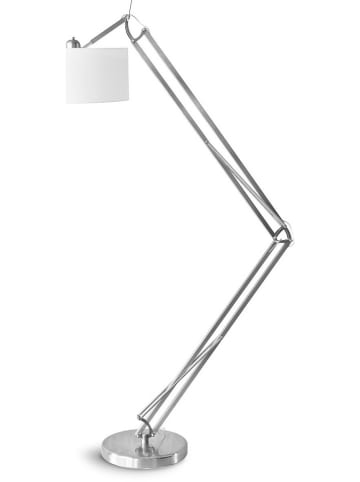"""IT'S ABOUT RoMi Staande lamp """"Milano"""" wit - (H)235 cm"""