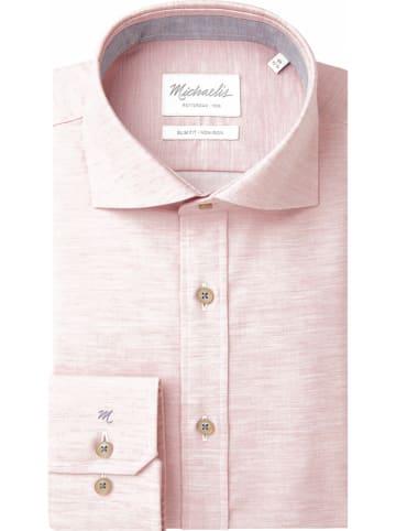 Michaelis Koszula - Slim fit - w kolorze jasnoróżowym