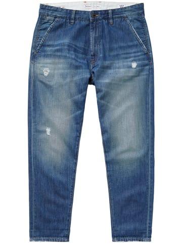 "Pepe Jeans Spodnie chino ""Callen"" - Regular fit - w kolorze niebieskim"