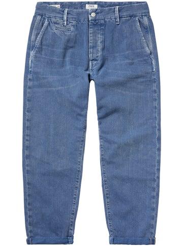 Pepe Jeans Spodnie w kolorze niebieskim