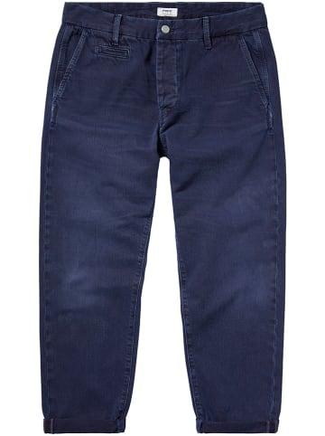 Pepe Jeans Spodnie w kolorze granatowym