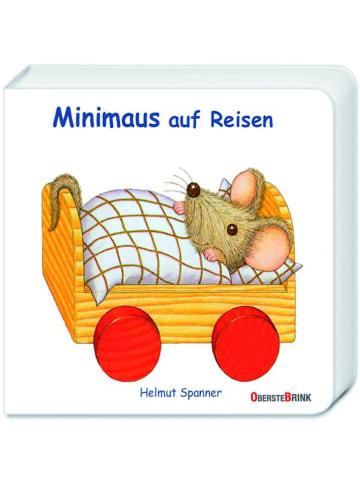 """Oberstebrink Papp-Bilderbuch """"Minimaus auf Reisen"""""""