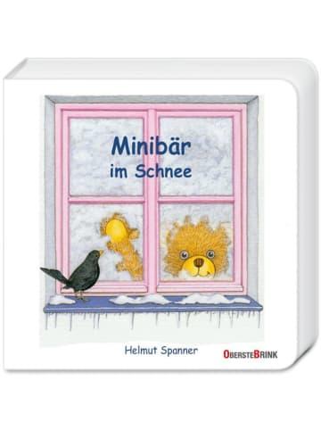 """Oberstebrink Papp-Bilderbuch """"Minibär im Schnee"""""""