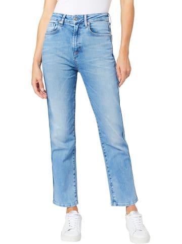 """Pepe Jeans Dżinsy """"Lexi"""" - Regular fit - w kolorze błękitnym"""