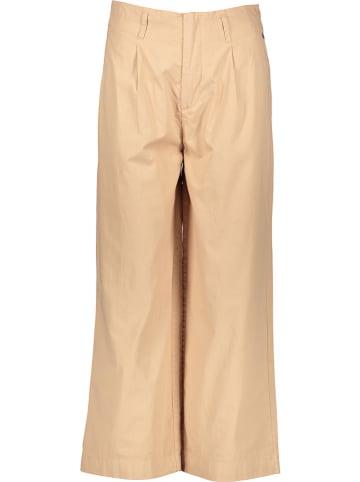 """Pepe Jeans Spodnie """"Helen"""" w kolorze beżowym"""