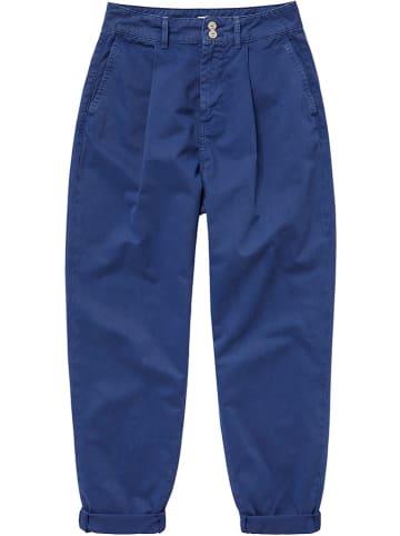 """Pepe Jeans Spodnie """"Mamba"""" - Loose fit - w kolorze granatowym"""