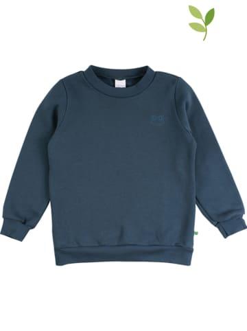 Fred´s World by GREEN COTTON Sweatshirt in Dunkelblau