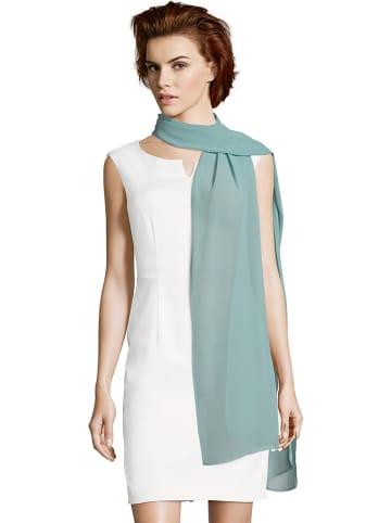 Vera Mont Sjaal turquoise - (L)215 x (B)100 cm