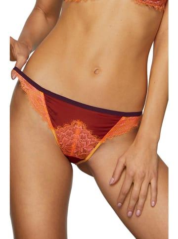Kinga Slip lichtroze/oranje