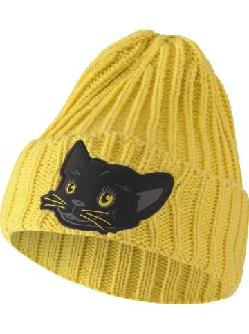 Puma Mütze in Gelb