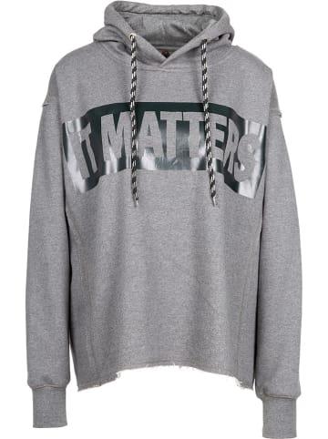 FREAKY NATION Sweatshirt grijs