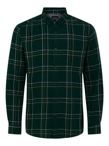 "ONLY & SONS Koszula ""Seamon"" - Regular fit - w kolorze zielonym"