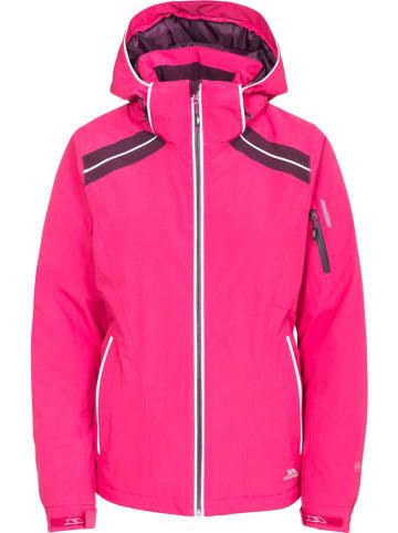 "Trespass Ski-/ Snowboardjacke ""Raithlin"" in Pink"