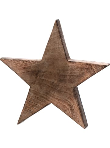 "LEONARDO Decoratief object ""Vivo"" naturel - (B)25,3 x (H)24 x (D)6 cm"