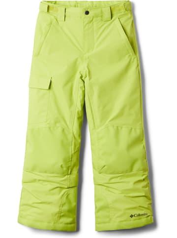 """Columbia Ski-/ Snowboardhose """"Bugaboo II"""" in Lime"""