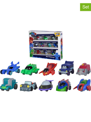 "PJ Masks 10er-Set: Mini-Fahrzeuge ""PJ Masks"" - ab 3 Jahren"