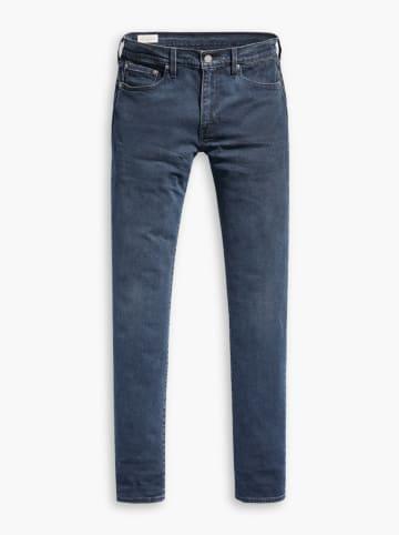Levi´s Spijkerbroek - slim fit - donkerblauw