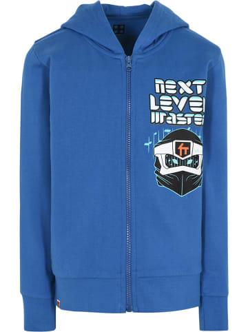 """Legowear Bluza """"M-22786"""" w kolorze niebieskim"""