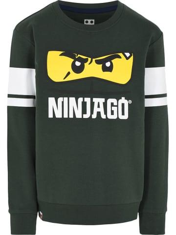 """Legowear Bluza """"M-22889"""" w kolorze zielonym"""